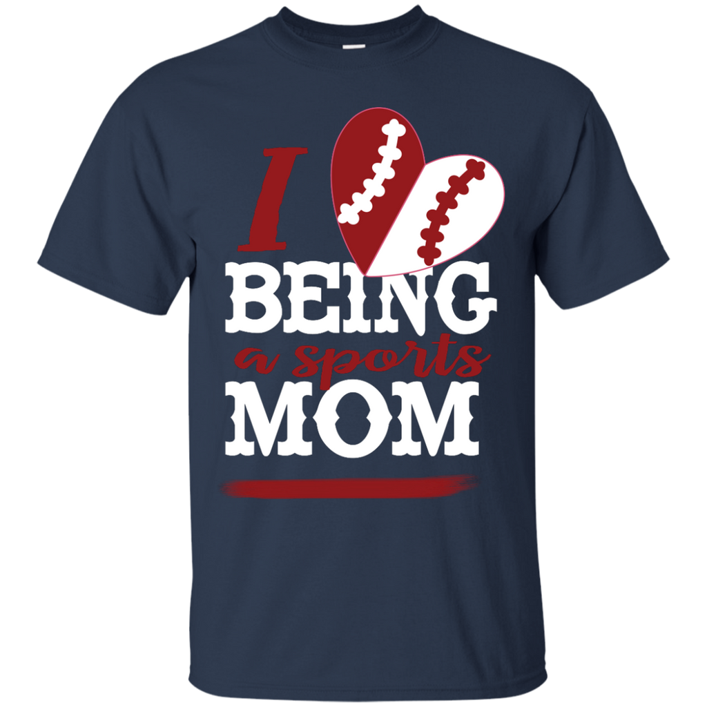 i-love-being-sports-mom-T-Shirt---Teeever.com-Black-S-