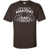 This-is-what-amazing-Dad-looks-like-T-Shirt-Black-S-