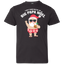 Christmas,-santa,-funny,-i-love-it-when-you-call-me-Youth-Jersey-Tee-Black-YXS-