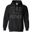 Women's-Tired-As-A-Mother---Funny-Mom-Pullover-Hoodie---Teeever.com-Black-S-