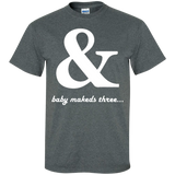 baby-maked-three-Ultra-Cotton-T-Shirt-Sport-Grey-S-