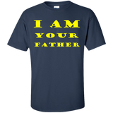 I-AM-YOUR-FATHER-Custom-Ultra-Cotton-T-Shirt-Black-S-