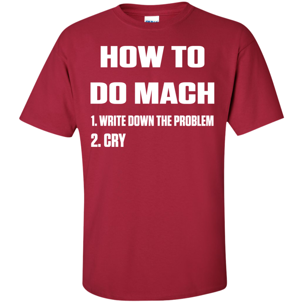 HOW-TO-DO-MATH-Custom-Ultra-Cotton-T-Shirt-Black-S-