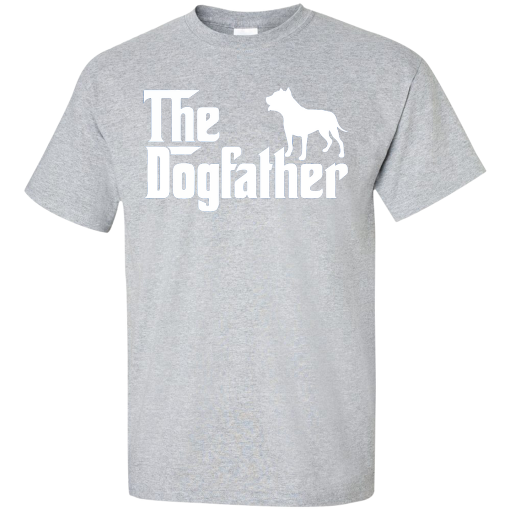 The-Dogfather-Funny-Custom-Ultra-Cotton-T-Shirt-Sport-Grey-S-