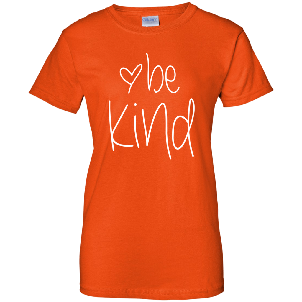 Be-Kind-Thanksgiving-T-Shirts-Women-Cute-Heart-Blessed-Shirt-Men/Women-Shirt-T-Shirt-Red-S