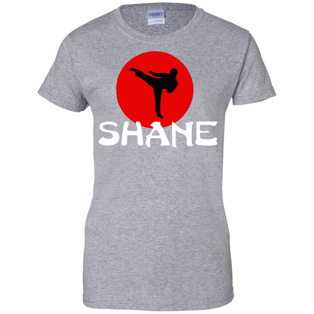Shane-Ladies-Custom-100%-Cotton-T-Shirt-Sport-Grey-XS-
