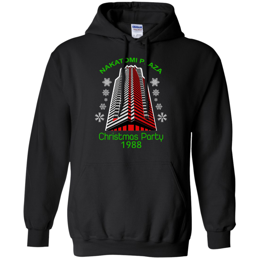 Nakatomi-Plaza-Christmas-Party-1988-LS-Shirt/Hoodie/Sweatshirt-LS-T-Shirt-Black-Small