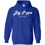 Big-Poppa-since-2016-Pullover-Hoodie-8-oz-Black-S-