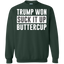 Trump-Won---Suck-it-Up-Buttercup---Long-Sleeve-LS,-Sweatshirt,-Hoodie-LS-Ultra-Cotton-Tshirt-Black-S
