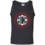 Womens-baseball-mom-glitter-vinyl-Tank-Top---Teeever.com-Black-S-