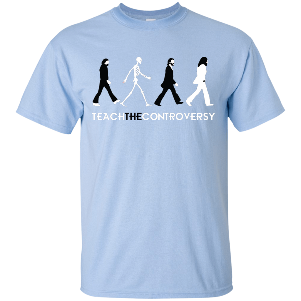 Paul-Has-Been-A-Hologram-Since-Rubber-Soul---Teach-The-Controversy---Men/Women-T-Shirt-Custom-Ultra-Cotton-T-Shirt-Sport-Grey-S