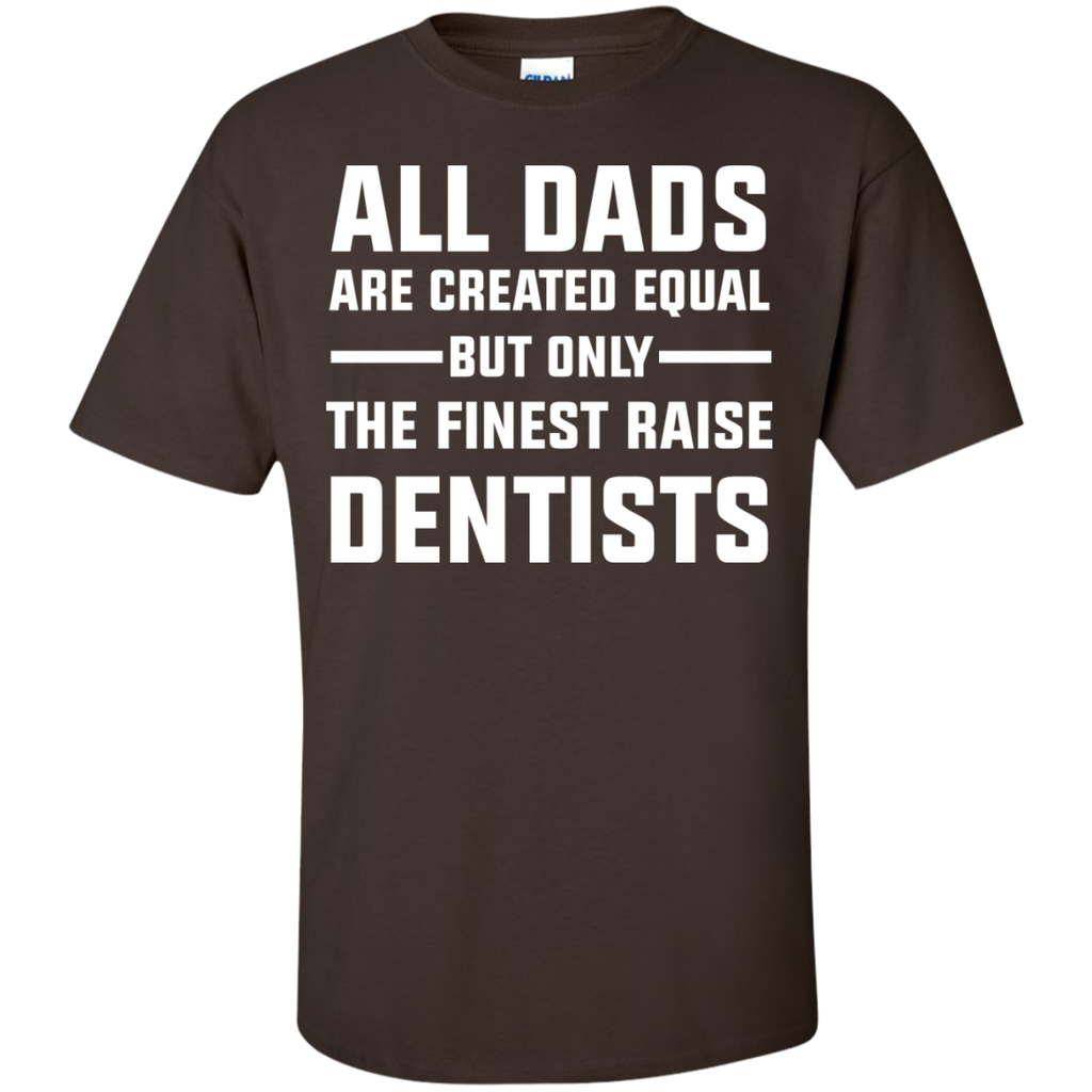 Dentists-DAD-Shirt-T-Shirt-Black-S-