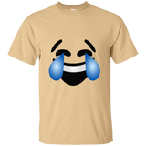 Emoji-Costume-Laughing-Tears-of-Joy-Emoji-T-Shirt-Sport-Grey-S-