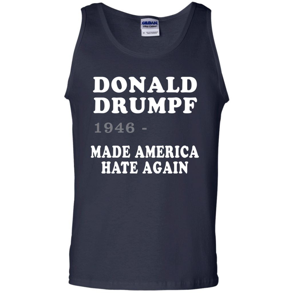 Donald-Drumpf-Made-America-Hate-Again-Tank-Top-Shirt-Sport-Grey-S-