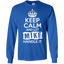 Mike---Keep-Calm-and-Let-Mike-Handle-It-LS-Tshirt---Teeever.com-Black-S-