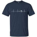 Airplane-Pilot-Heartbeat---Funny-Cute-Flying-Gift-T-Shirt---Teeever.com-Black-S-