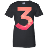 chance-the-rapper,-chance-3-love---Men/Women-T-Shirt-Custom-Ultra-Cotton-T-Shirt-Black-S