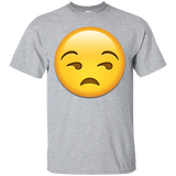 unamused-T-shirts-Sport-Grey-S-