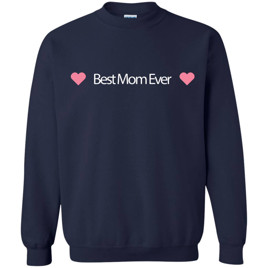 Best-Mom-Ever---for-mother-Pullover-Sweatshirt---Teeever.com-Black-S-