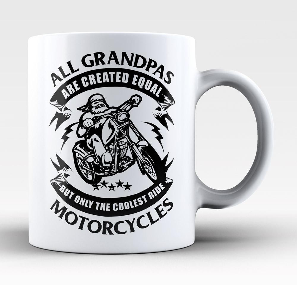 Only-the-Coolest-Grandpas-Ride-Motorcycles---Mug-Regular---11oz-