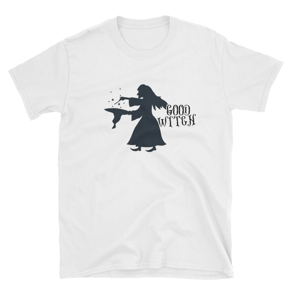Good Witch Halloween October Gift T-Shirt