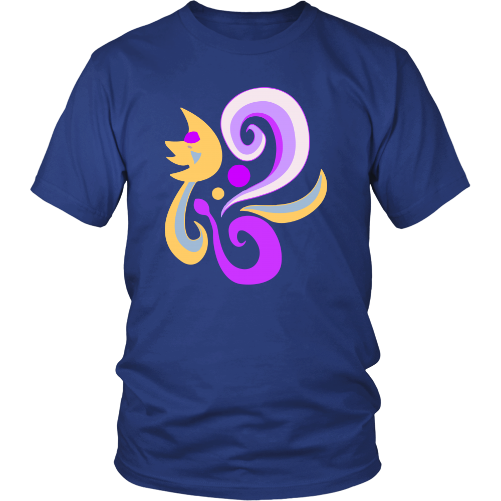 Pokemonster-Cresselia---Kids,-Men,-Women's-Shirt,-Tank-Top,-Hoodie-District-Unisex-Shirt-Royal-Blue-S