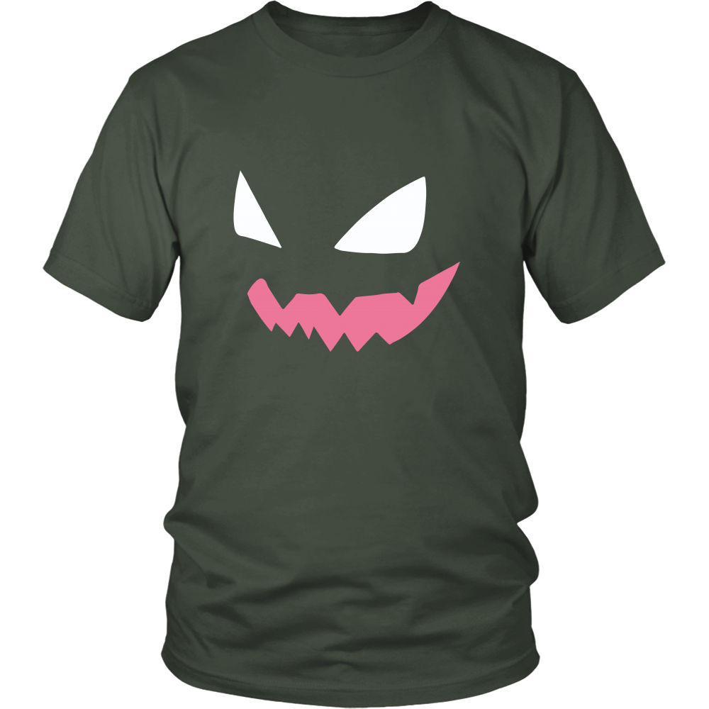 Pokemonster-gengar---Kids,-Men,-Women's-Shirt,-Tank-Top,-Hoodie-District-Unisex-Shirt-Navy-S