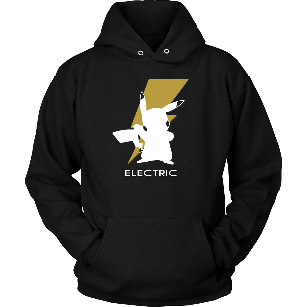 Pokemonsters-Electric--Kids,-Men,-Women's-Shirt,-Tank-Top,-Hoodie-District-Unisex-Shirt-Red-S