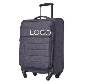 TravelSupplies Custom 4 wheeler Soft Fabric Luggage  Singapore