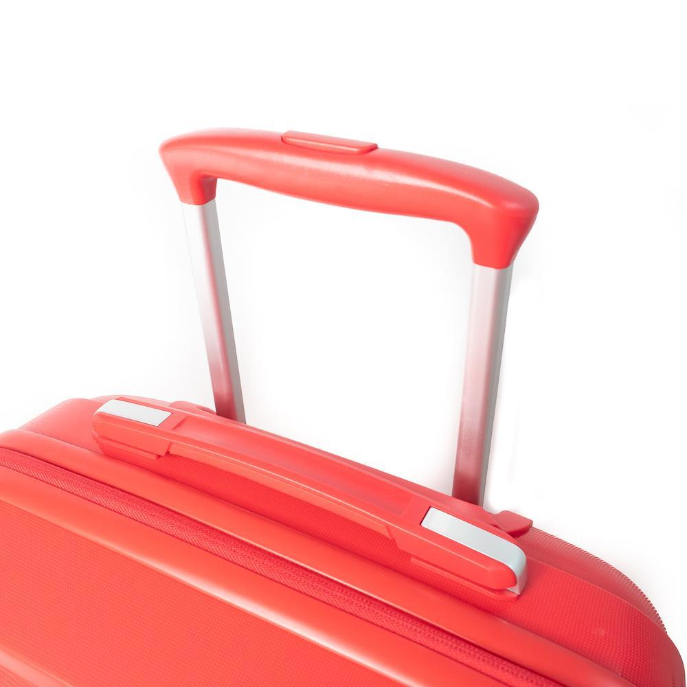 Stylish Glossy Polypropylene Luggage