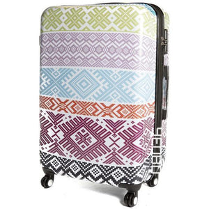 Luggage in Motif Prints