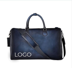 TravelSupplies Custom Leather Duffle Weekender Bag  Singapore