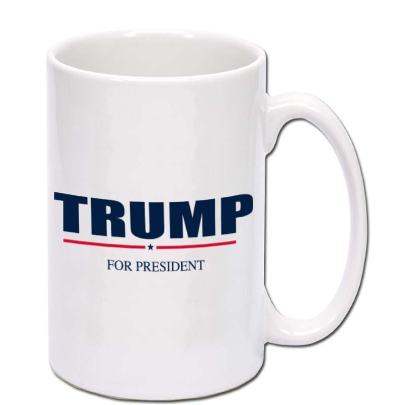 Donald Trump for President Coffee 15oz Mug