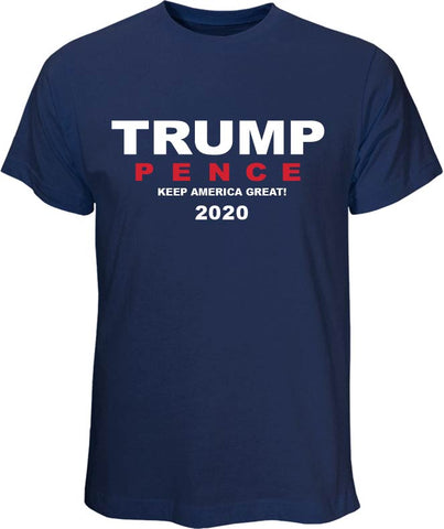 Donald Trump and Mike Pence 2020 T-Shirt
