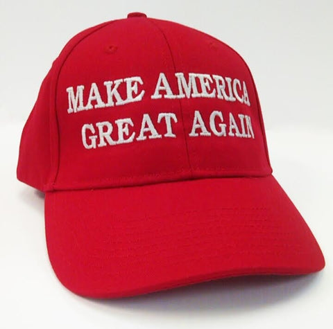 Donald Trump and Mike Pence Make America Great Again Red Cap