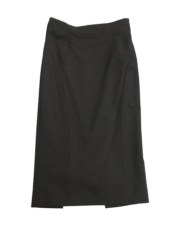 ESCADA Black Midi Skirt