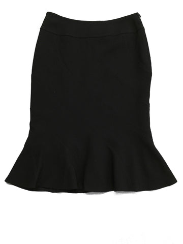 ESCADA Black Trumpet Skirt