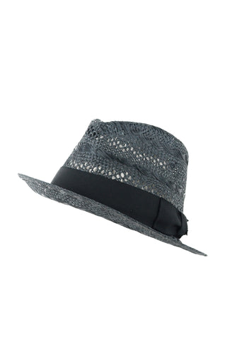 BAILEY OF HOLLYWOOD Morken Black Litestraw Hat ( in aid of Hagar)