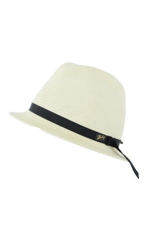 BAILEY OF HOLLYWOOD Loche Natural Litestraw Hat ( in aid of Hagar)