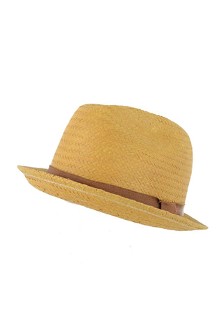 BAILEY OF HOLLYWOOD Wicket Brown Litestraw Hat ( in aid of Hagar)