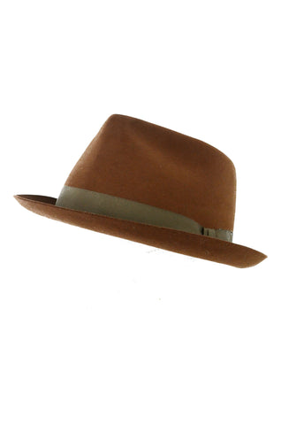 BAILEY OF HOLLYWOOD Duffy Cognac Hat ( in aid of Hagar)