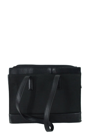 TUMI Black Computer Briefcase Bag