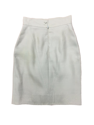 FENDI Pale Grey Skirt