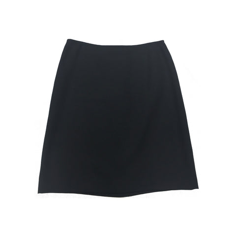 EMPORIO ARMANI Navy Straight Skirt