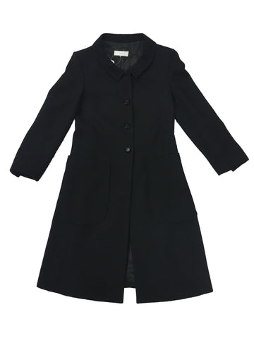 GOAT Black Coat