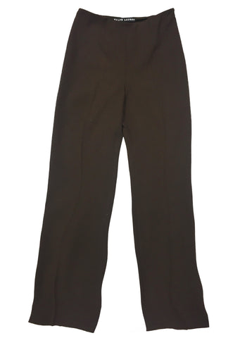 RALPH LAUREN Brown Trousers