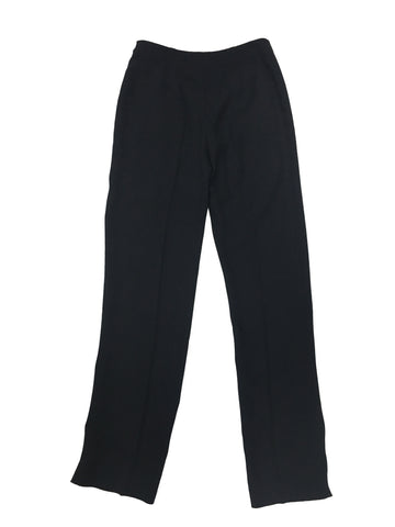 EMPORIO ARMANI Black Trousers