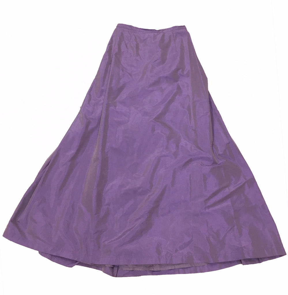 MAX MARA Purple A-line Skirt