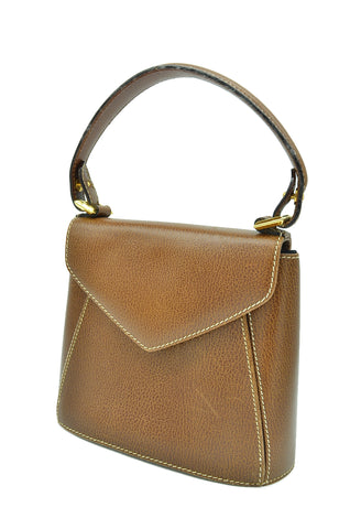 SALVATORE FERRAGAMO Brown Handbag