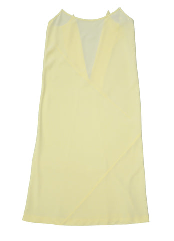DKNY Yellow Cami Dress